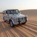 Voyage à Dubaï en famille - Désert