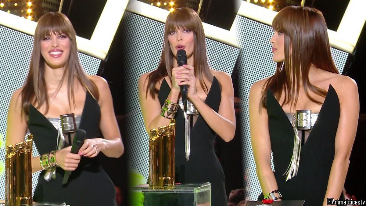 La nouvelle coupe d'Iris Mittenaere au NRJ Music Awards 2019 ne fait pas l'unanimité